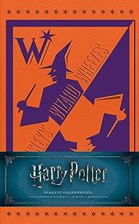 Harry Potter: Weasleys' Wizard Wheezes Hardcover Ruled Journal