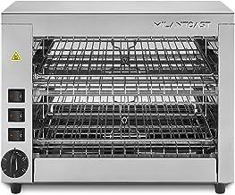 MILAN-TOAST 14056 Salamandre Electrique Professionnelle, 2.8 W, INOX