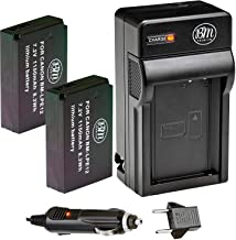 BM Premium 2-Pack of LP-E12 Batteries and Charger Kit for...