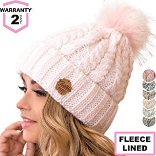 Best hat with fur ball on top Reviews
