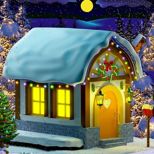 Christmas House Decoration:Kids Games