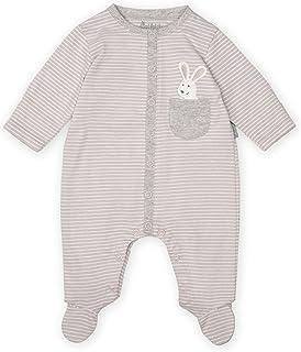 Sigikid Unisex Baby Hose mit Füßchen Hose