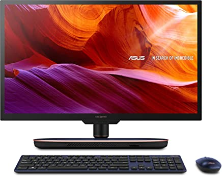 Asus Z272SD-XH751T ZenAiO 27-inch UHD 4K Touch All-in-One, Intel Core i7-8700T Processor