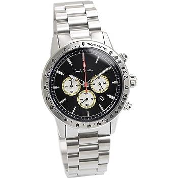 [Paul Smith]ポールスミス 腕時計 ウォッチ クロノグラフ シルバー カジュアル ファッション メンズ [並行輸入品]