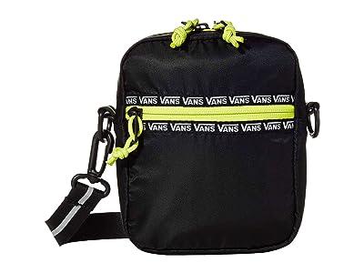 Vans After Dark Crossbody (Black/Evening Primrose) Handbags