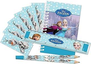 Disney Frozen 999267 Frozen Stationary Set-10 Pcs