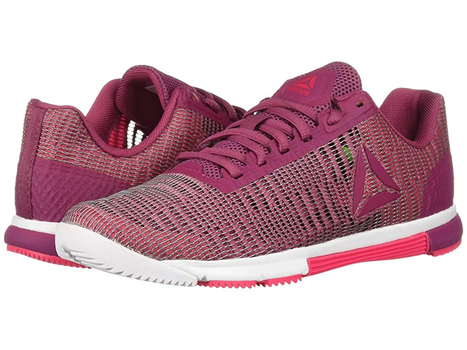 51b1ca8a2a3e31 UPC 191965249402 product image for Reebok Speed TR Flexweave (Twisted Berry Twisted  Pink