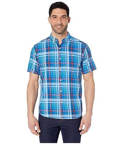Mountain Hardwear Minorcatm Short Sleeve Shirt (Altitude Blue) Men
