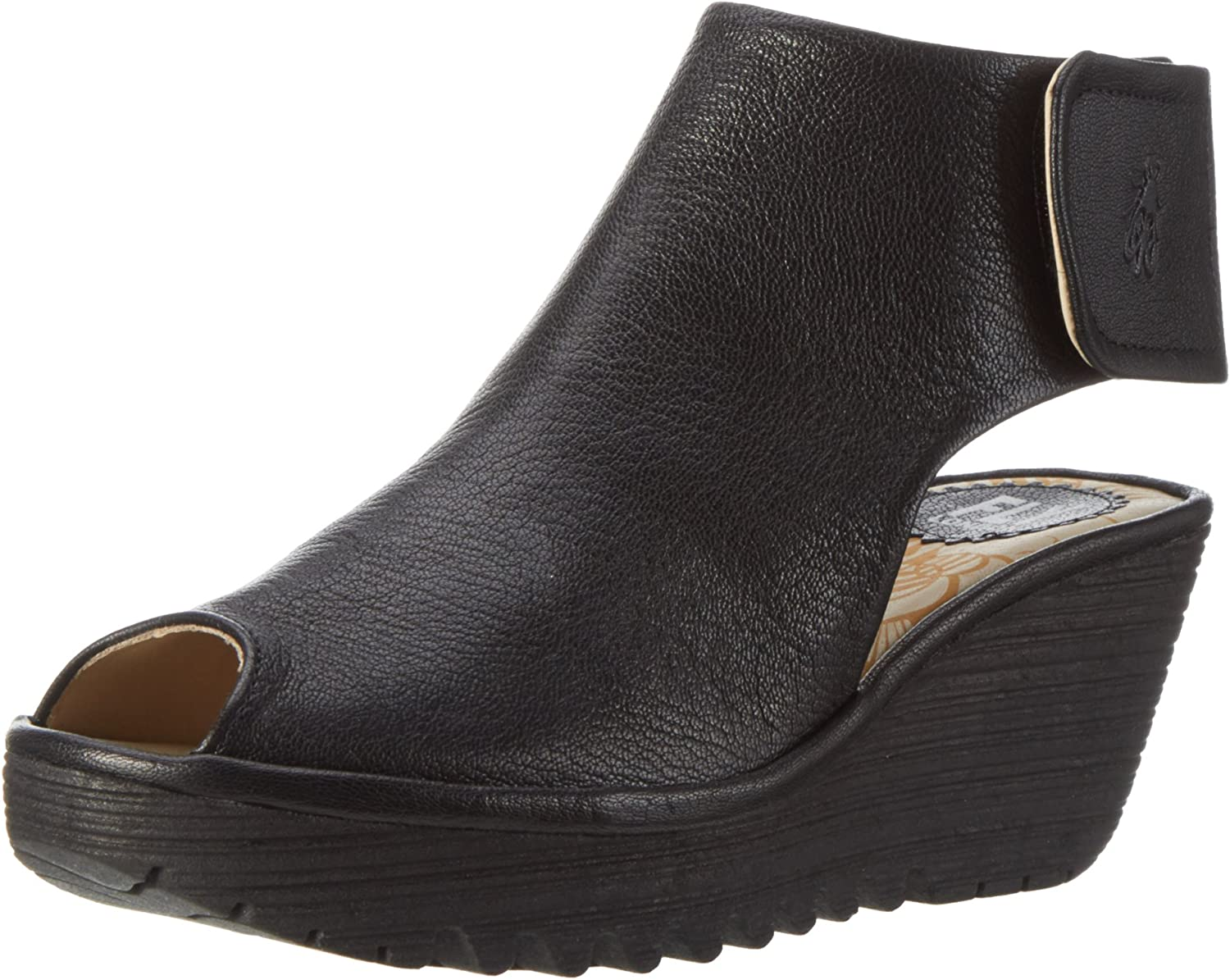 Fly London Womens Yone642fly Ankle Bootie