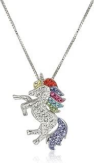 sterling silver unicorn