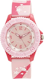 Q&Q Casual Watch Analog Display For Girls Vq96J019Y