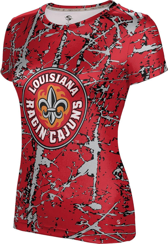 ProSphere University of Louisiana at Lafayette Girls' Performance T-Shirt (Distressed)