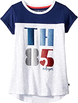 Tommy Hilfiger Kids - TH85 Tee (Big Kids)
