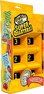 Drinkmaster Says! Quarters Edition! Fun Drinking Game Combining Quarters and Rules and Challenges