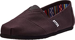 TOMS Classics, Men's Shoes, Black, 7.5 UK (41 EU)