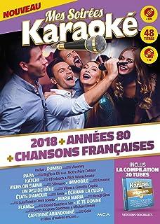 Mes Soirées Karaoké 4 DVD 2018 [Francia]