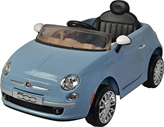 Best Ride On Cars Fiat 500 12V Ride on, Blue
