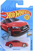 Hot Wheels Audi RS 5 Coupe 225/250, red