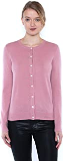 Best blush pink cashmere cardigan Reviews