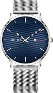 Tommy Hilfiger Men's Quartz Watch, Analog Display and Stainless Steel Strap 1791663