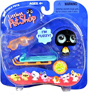 Hasbro Littlest Pet Shop: Portable Pets - Penguin with Sled