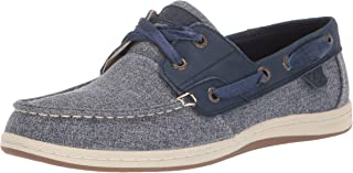 SPERRY Women's Koifish Sparkle Chambray Boat Shoe