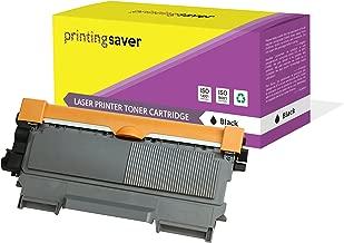 Printing Saver TN2220 Negro (1) Cartucho de Tóner para Brother DCP-7055 7055W 7057 7060D 7065DN 7070DW | HL-2130 2132 2135W 2240 2240D 2250DN 2270DW | MFC-7360N 7460DN 7460N 7860DW | FAX-2840 2845