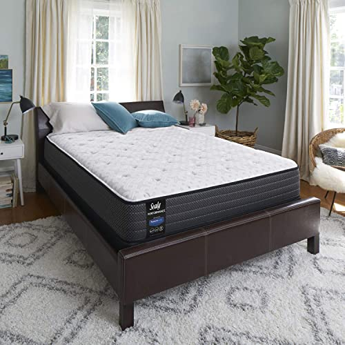 Sealy Response Performance 11-Inch Firm Tight Top Mattress, Queen, Made in USA