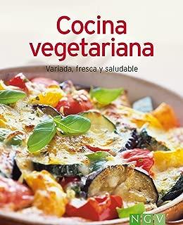 Cocina vegetariana: Variada, fresca y saludable (Minilibros de cocina) (Spanish Edition)