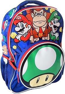 """Nintendo Mario Donkey Kong 16"""" Large BackpackNew"""