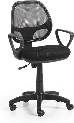 tienda en linea Due-home Due-home Due-home Silla juvenil silla de escritorio, Color negro  autorización