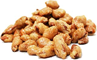 Cinnamon Flavored Toffee Covered Nuts by It's Delish, Toffee Mixed Nuts, 1 lb (16 Oz)