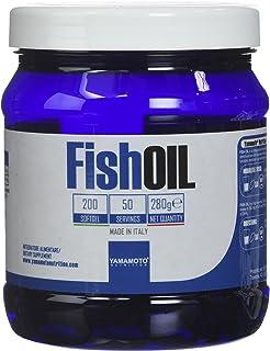 Yamamoto Nutrition Fish Oil Suplemento