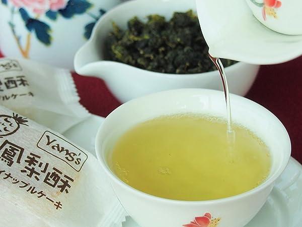 台湾烏龍茶 特級 凍頂烏龍茶 145g