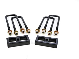 """Rugged Off Road 5-5001 1"""" Rear Block Kit for Ford F150 2/4WD"""