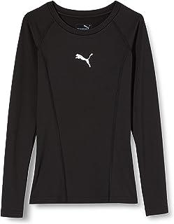 PUMA Liga Baselayer Tee Ls Jr uniseks-kind Shirt