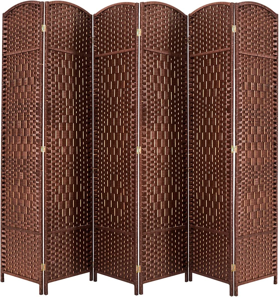 Excited Work Manufacturer OFFicial shop Room dividers 6 Max 50% OFF ft Tall Screen Folding Privacy Ext