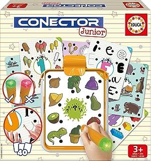 Educa Borrás- Conector Jr.Primeros aprendizajes3-7años Junior Primeros Aprendizajes (17580)