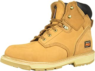 Timberland PRO Men's Pit Boss 6 Inch Soft Toe Work Boot