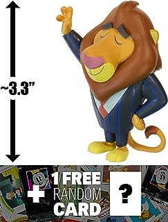 Disney Leodore Lionheart: ~3.3