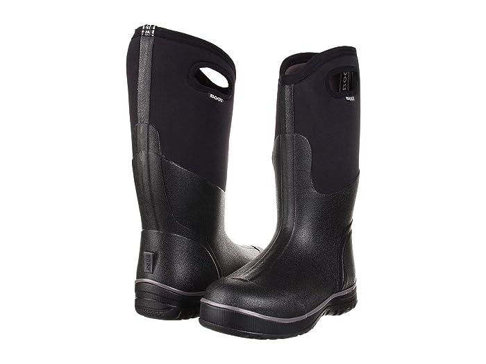 Bogs Classic Ultra High (Black) Men's Waterproof Boots