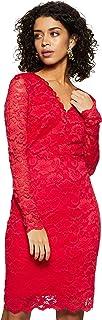 VERO MODA Women's Shift Mini Dress
