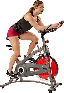 Sunny Health & Fitness Bicicleta de Ciclismo de Inte