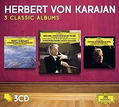 3 Classic Albums Mozart Bizet Respigh