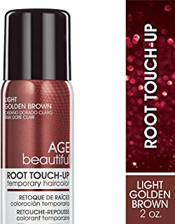 AGEbeautiful Root touch-up, light golden brown, Light Golden Brown, 2 Ounce