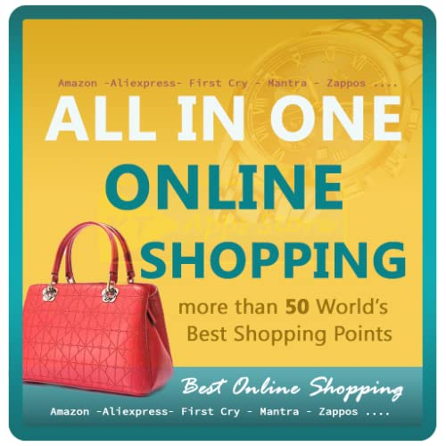 Best Online Shopping All in One by KTAPPSStore