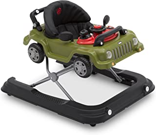 Jeep Classic Wrangler 3-in-1 Activity Walker, Anniversary Green
