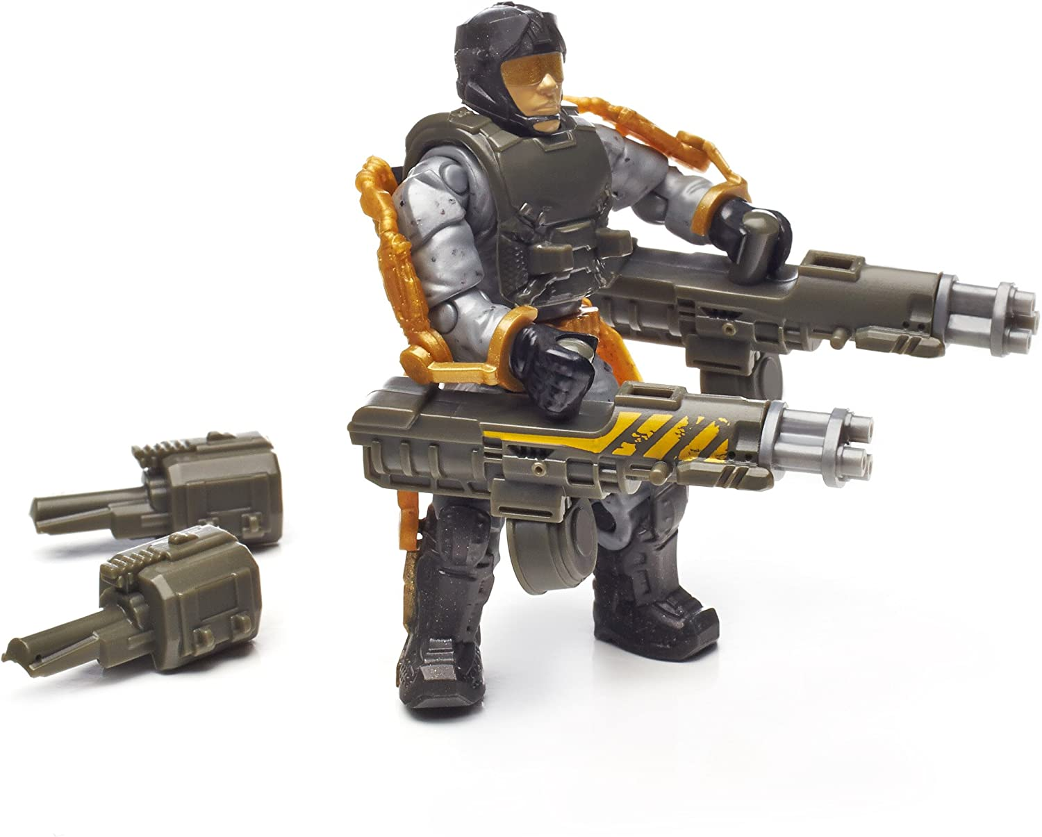Mega Bloks Call of Duty Collector Series Series Series Advanced Enforcer Building Set 8520ac