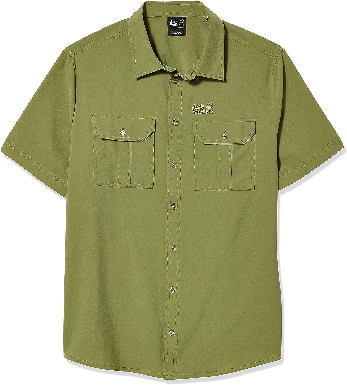 Jack Wolfskin Men's Kwando wholesale M River Shirt free