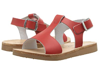 Freshly Picked Sandal (Infant/Toddler/Little Kid) (Red) Girl